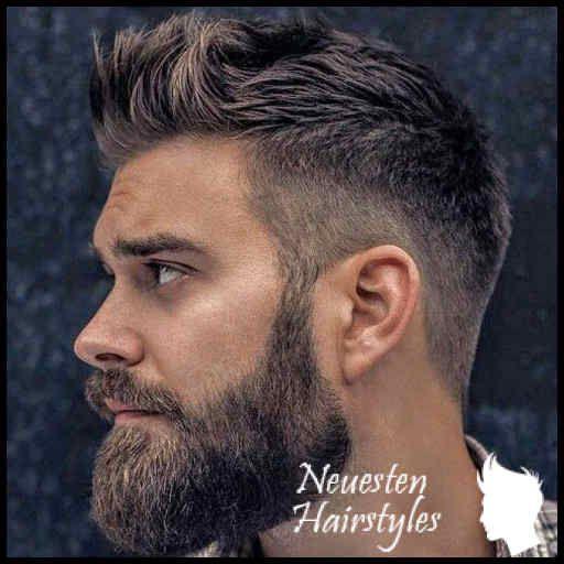 Estilos legais de barba 2018 – Penteados 2018 e 2019 | Penteados mais recentes   – Trends Frisuren