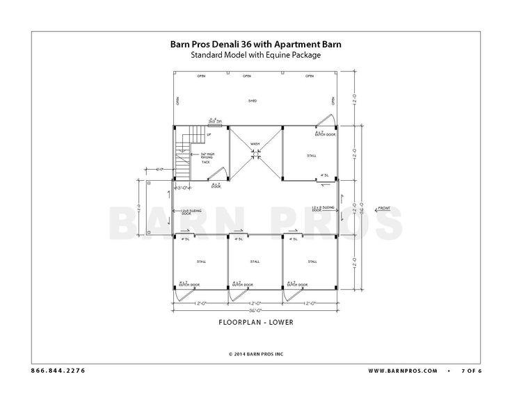 64 best bozeman barn images on pinterest arquitetura for Barn plans with loft apartment