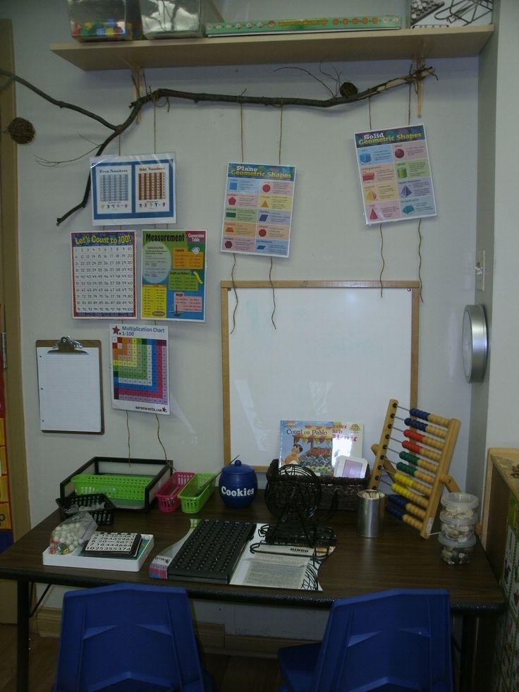 Math & Numeracy Area