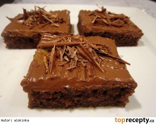 + 2 kefírové čokoládové řezy