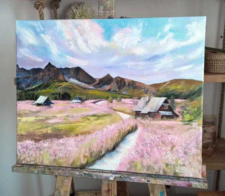 oil painting,painting,landscapes,art