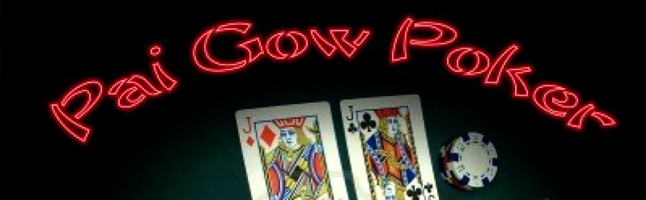 Learn the Simplest Pai Gow Poker Strategy
