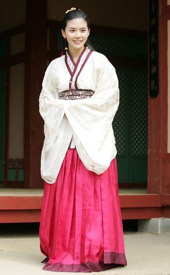 Silla Hanbok