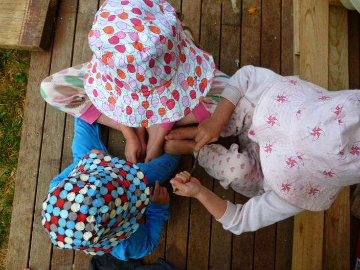 Reversible Oliver   S Bucket hats : : free pattern