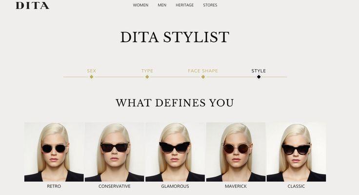 Vintage stylist preference