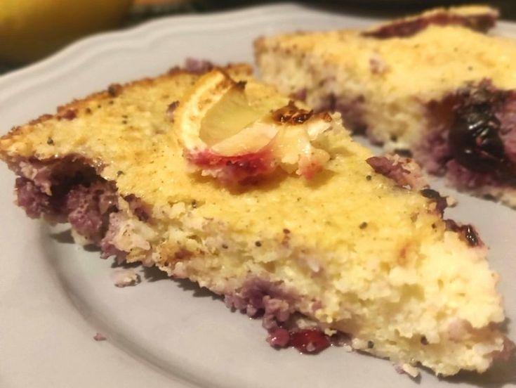 Gâteau Slimming World au citron (8 syns au total!) – Survival World …   – Slimming world cake