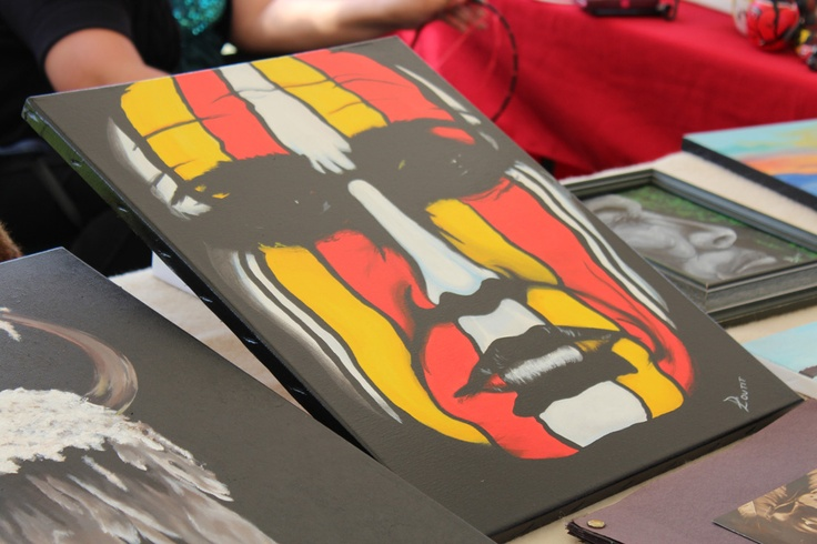 Aboriginal Art Sale  ADL 2012 - Winnipeg, MB  Photo By: APTN