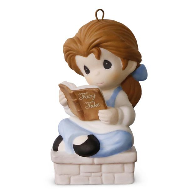 Hallmark 2016 Precious Moments® Belle of Disney Beauty and the Beast Ornament X