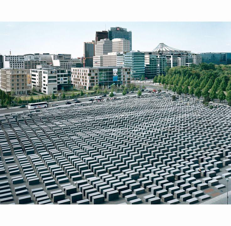 Holocaust Memorial, Berlin 2008 © Mitch Epstein