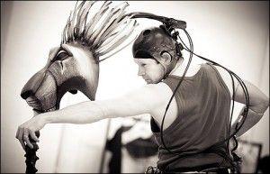 Man + machine = animal