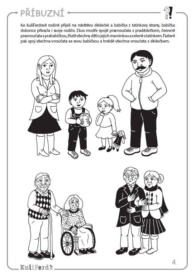 Pracovní sešity pro předškoláky KuliFerda
