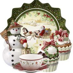 Image detail for -Christmas from Villeroy & Boch