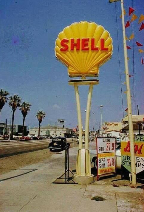 Shell Station Gas Stations Old Gas Stations Shell Gas Station
