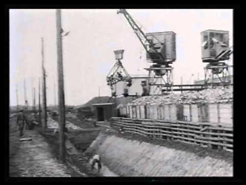 Fragment uit deze film die origineel 45 min. duurt De eerste suikerfabriek op…