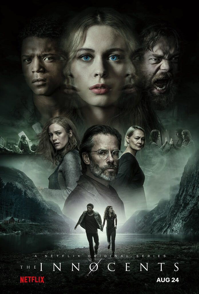 The Innocents Trailer New Poster A New Look At Netflix S Upcoming Sci Fi Drama Netflix Dramas Romance Movies Sci Fi Movies