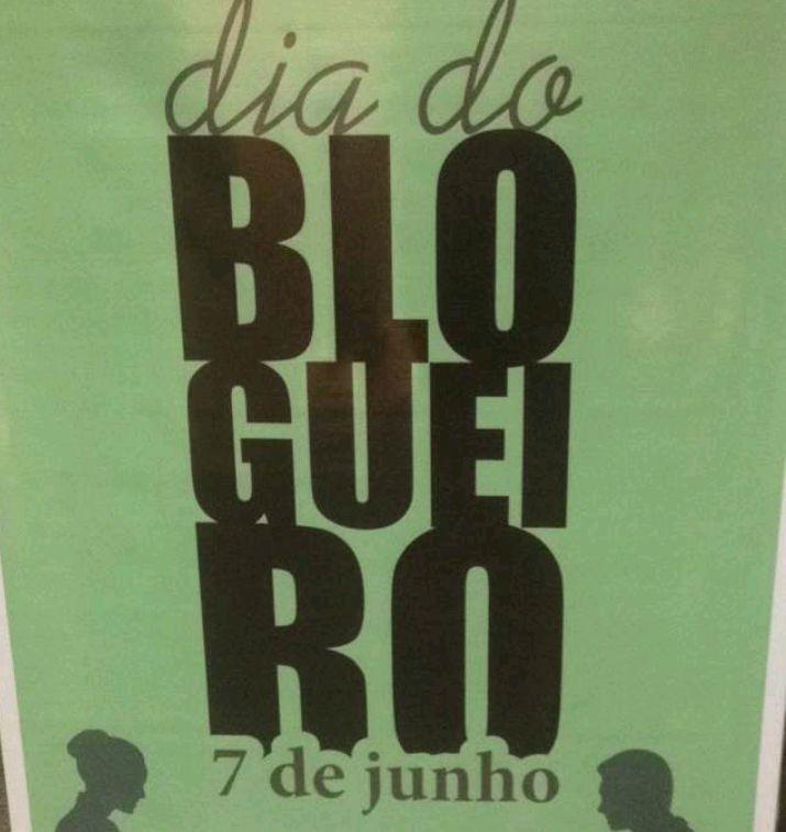 De blog para blog: 7 de Junho - Dia do Blogueiro