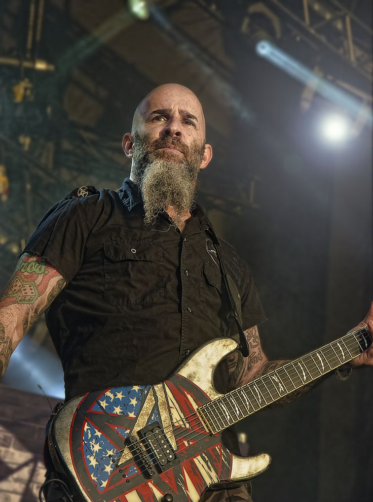 Scott Ian / Anthrax