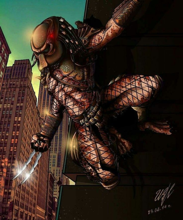 Predator 2, City Hunter