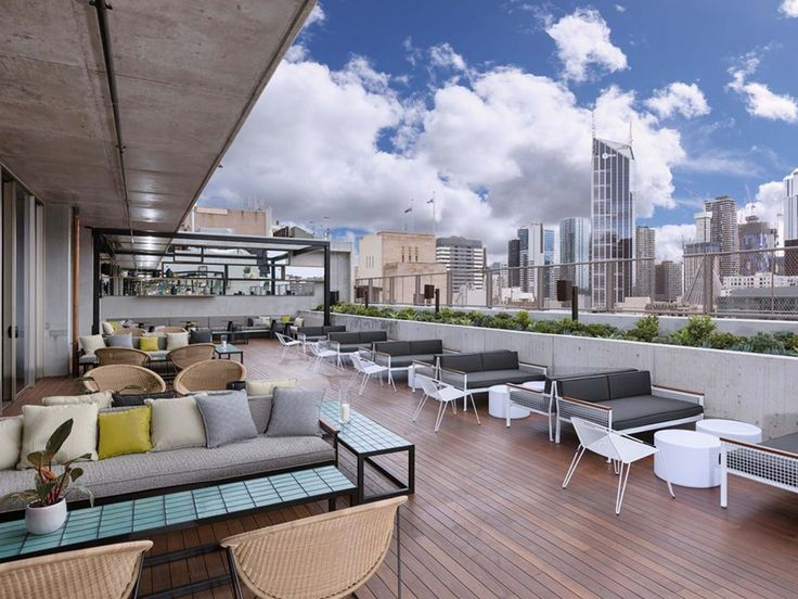 Sip cocktails high above the city with our round-up of the best rooftop bars in Melbourne.