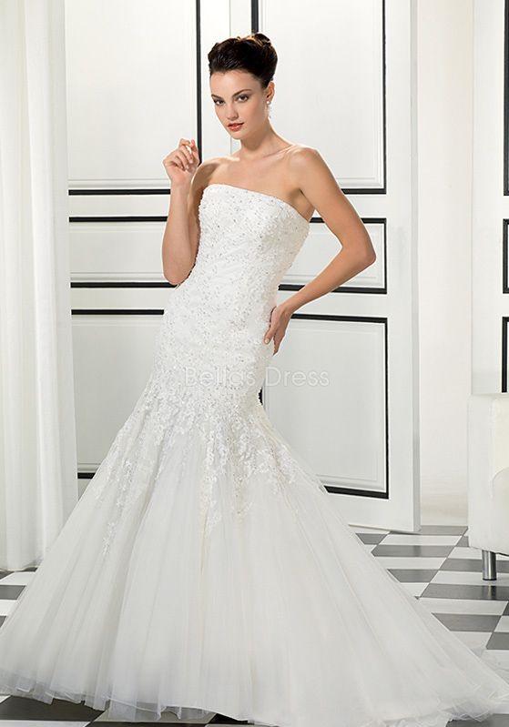 40 besten Wedding Dresses Bilder auf Pinterest | Hochzeitskleider ...