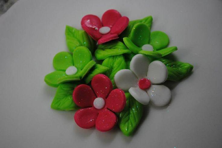 Flores azúcar