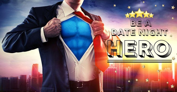 Be a date night HERO! We're on a mission to bring back monthly date nights for all couples. We give you hope, you can depend on us!   For more infor…