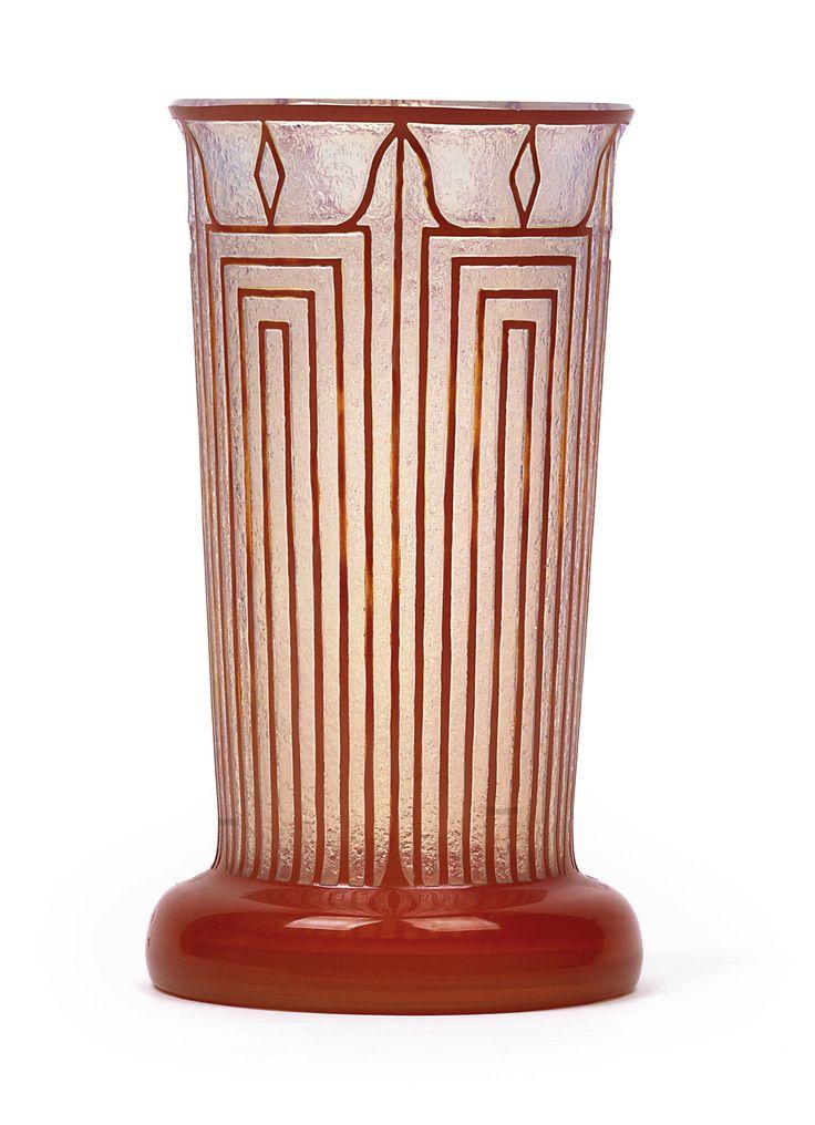 799 best images about art deco glass vases on pinterest. Black Bedroom Furniture Sets. Home Design Ideas