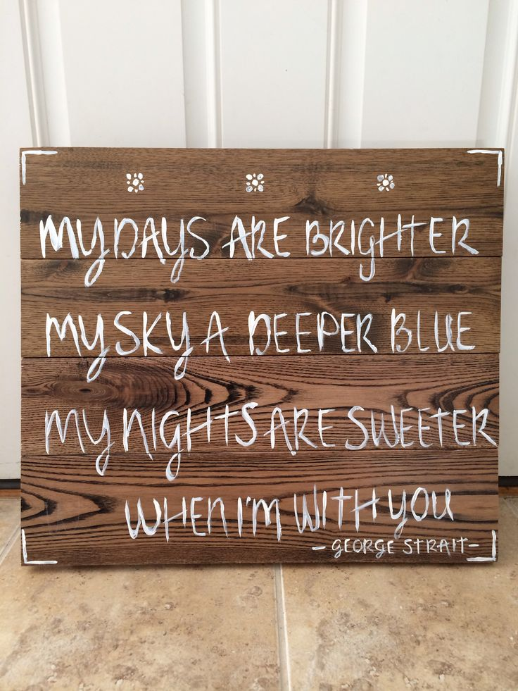 George Strait Last In Love Lyrics