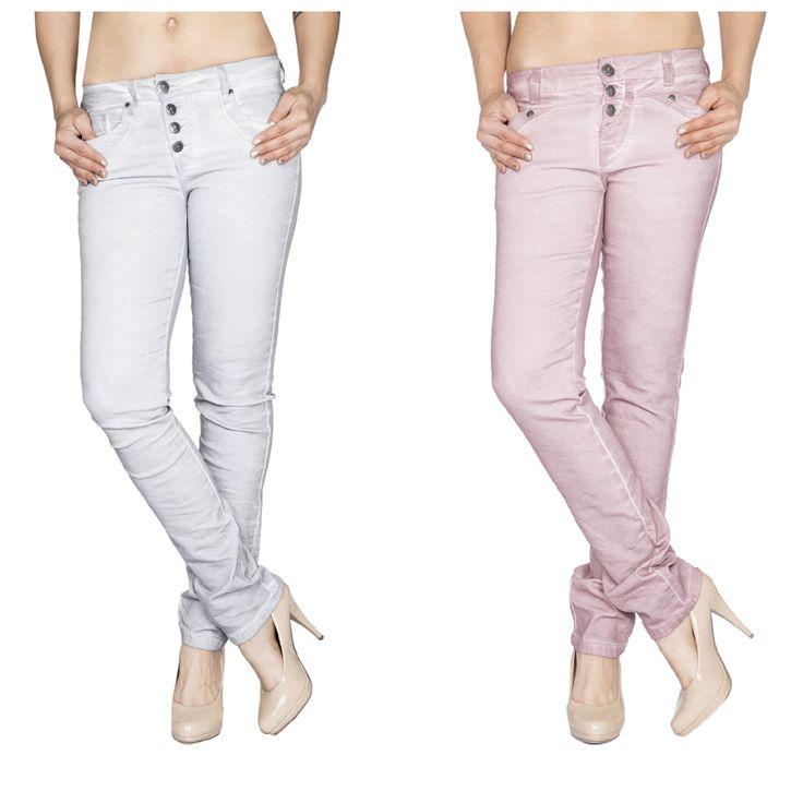 ➤➤Hol Dir jetzt aktuelle Styles 2016! ➤➤Angesagte Damen Jeans mit offener Knopfleiste ➤➤Jetzt shoppen auf www.myjeans-shop.de ! #myjeansshop #bluemonkeyjeans #jeans #sommer2016