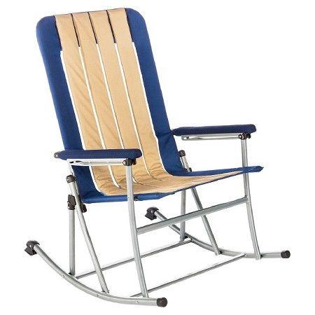 Kamprite Folding Rocking Chair