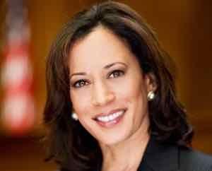 Sen. Kamala Harris, Democrat, California
