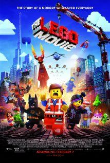 The Lego Movie (PG, 2014) (Animation, Adventure, Comedy, Family)