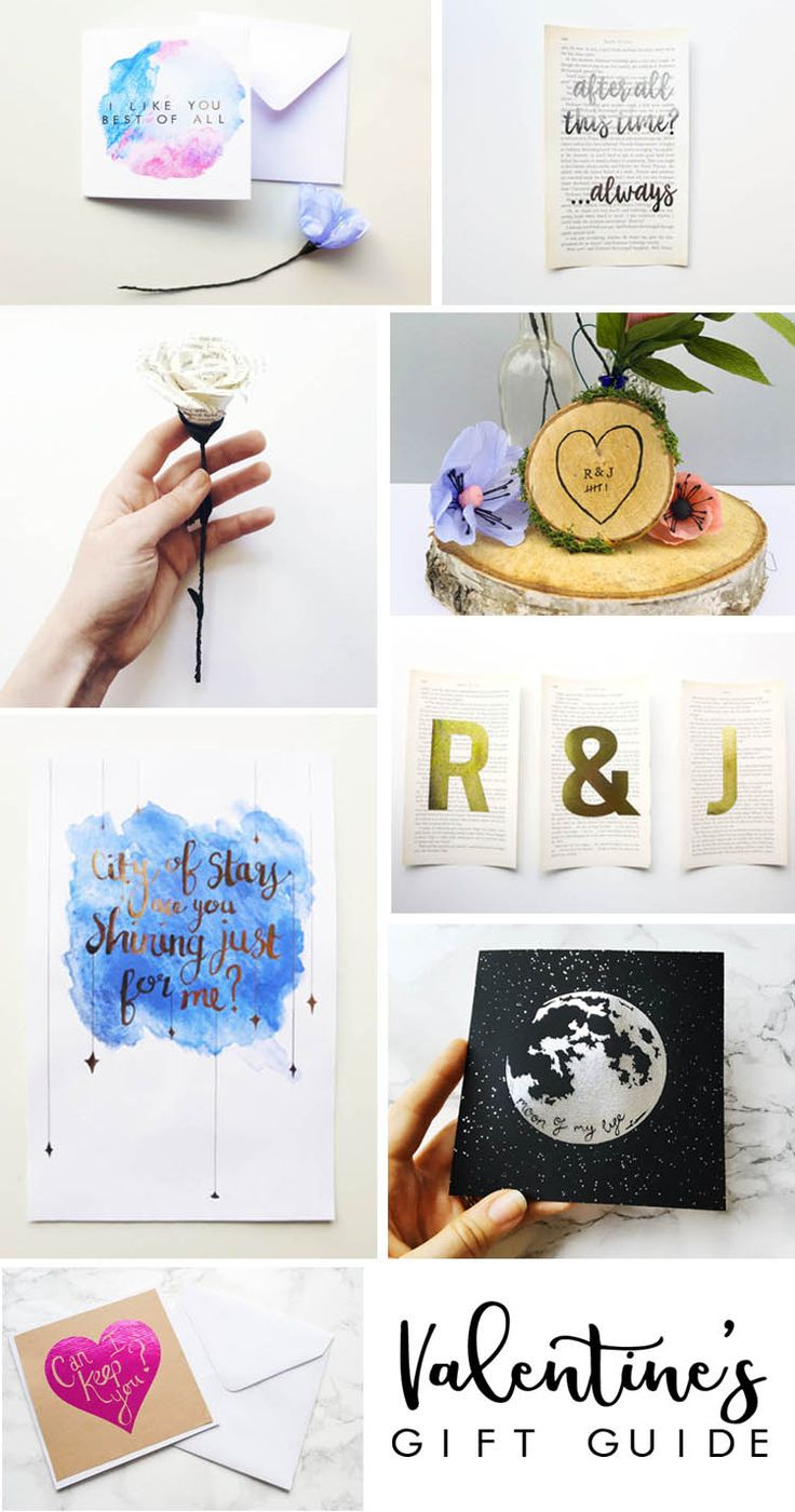 Romantic Valentine's Day Gift Ideas. Gifts and cards for fans of La La Land, Game of Thrones, Harry Potter and even Casper the Friendly Ghost!