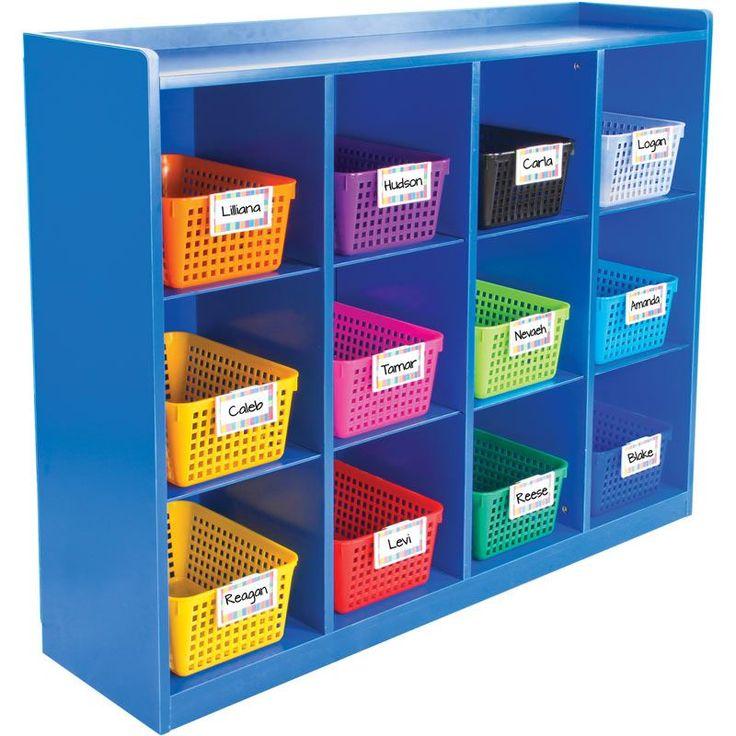 Classroom Cubby Ideas ~ Best ideas about classroom cubbies on pinterest