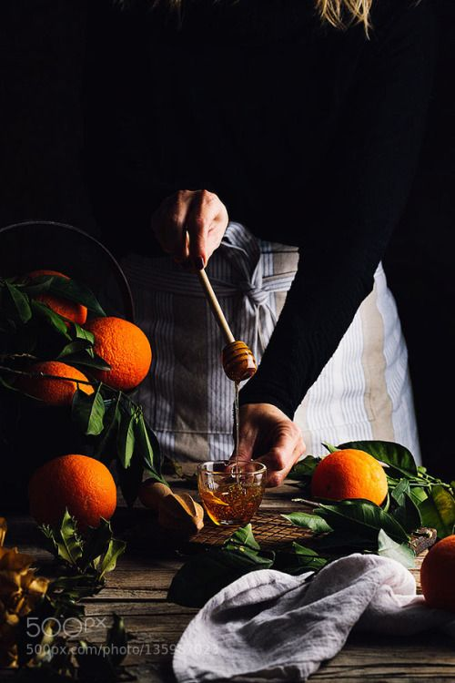 Zumo de naranja con miel by RaquelCarmonaRomero  IFTTT 500px beautiful bodegon cuisine cup food fresh fruit green hand healthy honey natural orange