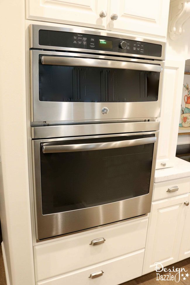 convection oven microwave double