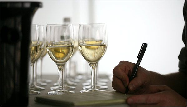 Wines of The Times - Choosing the Top 10 Spätlese Rieslings - Review - NYTimes.com