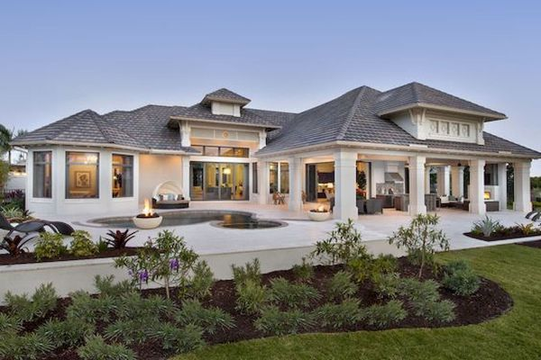 65 Stunning Modern Dream House Exterior Design Ideas House