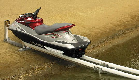 14 best jet ski images on pinterest jet ski dock boat for Hillside elevator kit