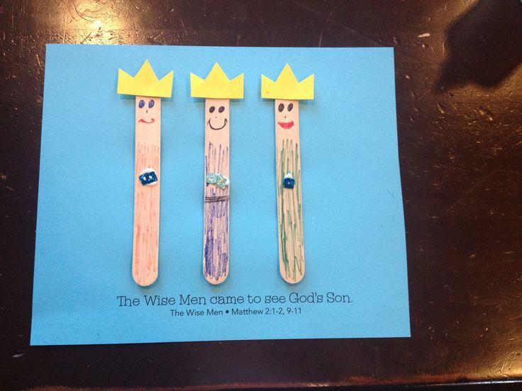"""SAMPLE """"Wise Men Craft"""" - 3to5s - Week 4"""