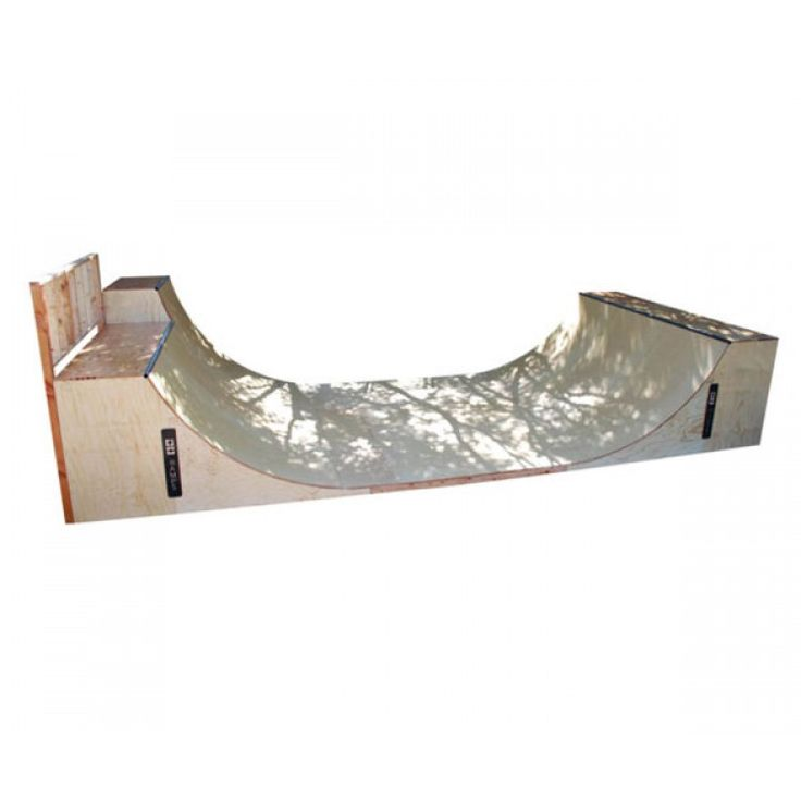 5ft Halfpipe $9999  Skate Ramp Kit  Miniramp  Backyard Mini
