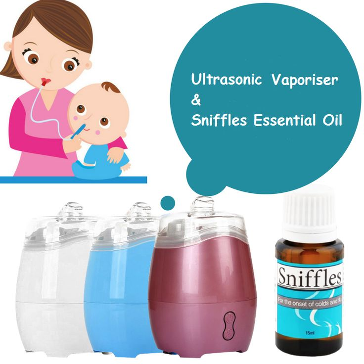 ⚫⚪Buy Ultrasonic Vaporiser & Sniffles Essential Oil Blend ⚪⚫ ✔ It helps to protect your baby's runny nose ✔ It helps to your baby breathe better