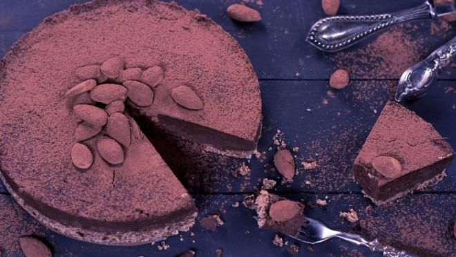 Cheesecake de tofu e chocolate - Prato do Dia 2 | 24Kitchen