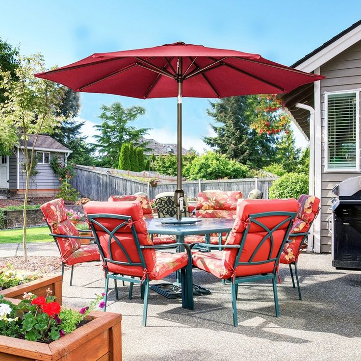 Dars Porch And Patio Hours: 17 Best Ideas About Table Umbrella On Pinterest