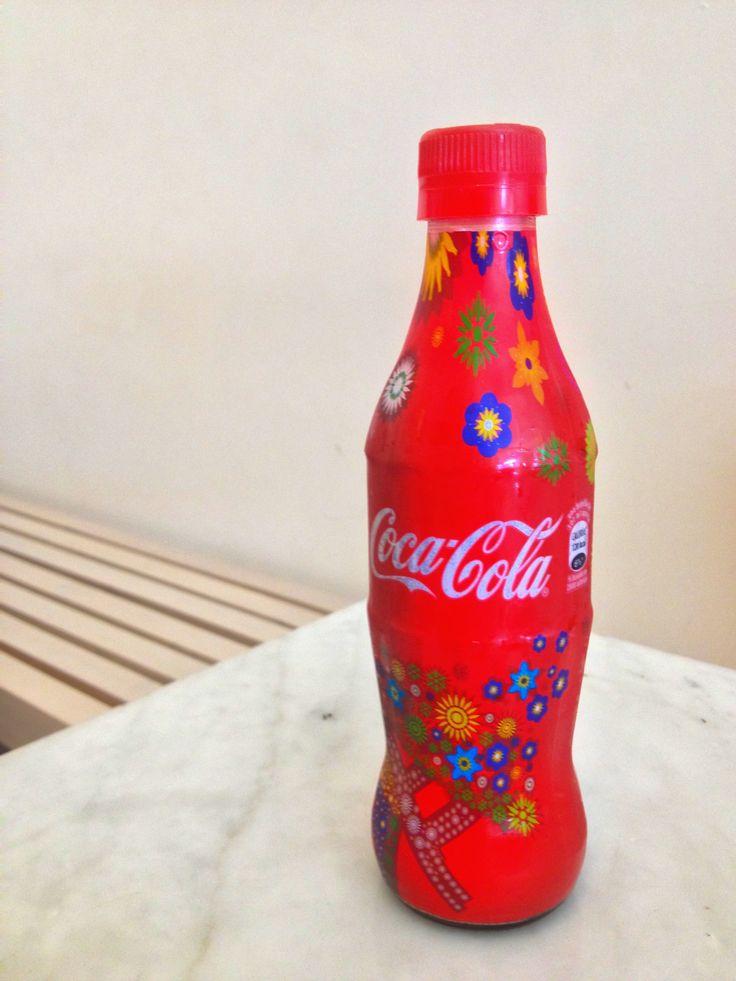 Coca-Cola también estuvo de feria - FERIA DE LAS FLORES - Medellín , Colombia
