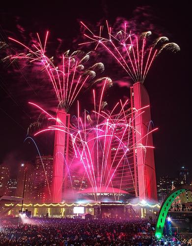 2012 Toronto Cavalcade of Lights