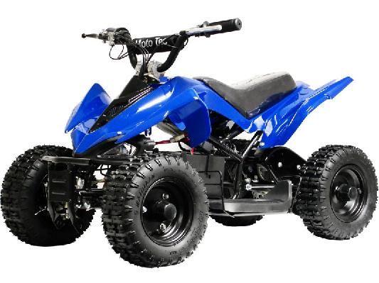 Mototec 24v Battery Operated Ride On Toy Mini Quad Atv 4