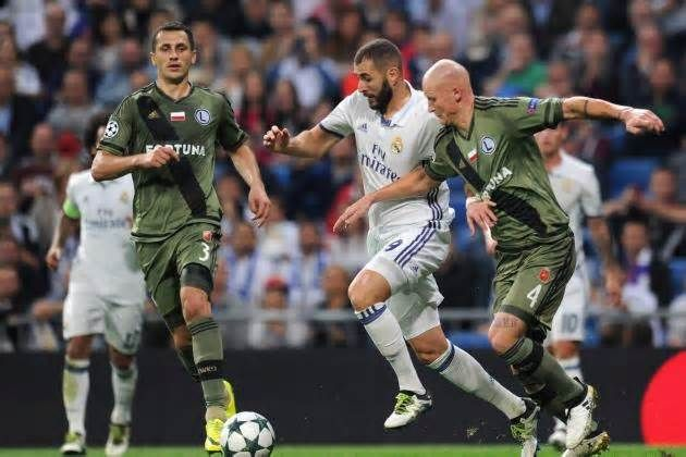 Legia Warsaw vs. Real Madrid: Team News, Preview, Live Stream, TV Info for UCL #legia #warsaw #madrid #preview #stream