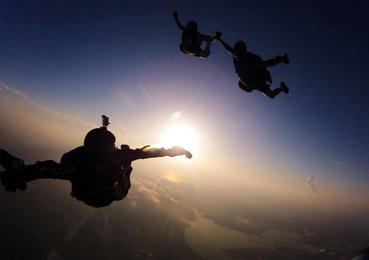 Skydiving in Florida Panhandle | Current day month