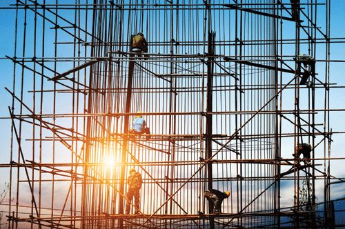 Impact of Prefabrication on Industrial Construction Work